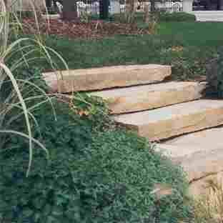 Cast Stone Step 48 Chestnut - The Garden Dept